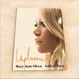 Influence by Mary Kate & Ashley Olsen Book